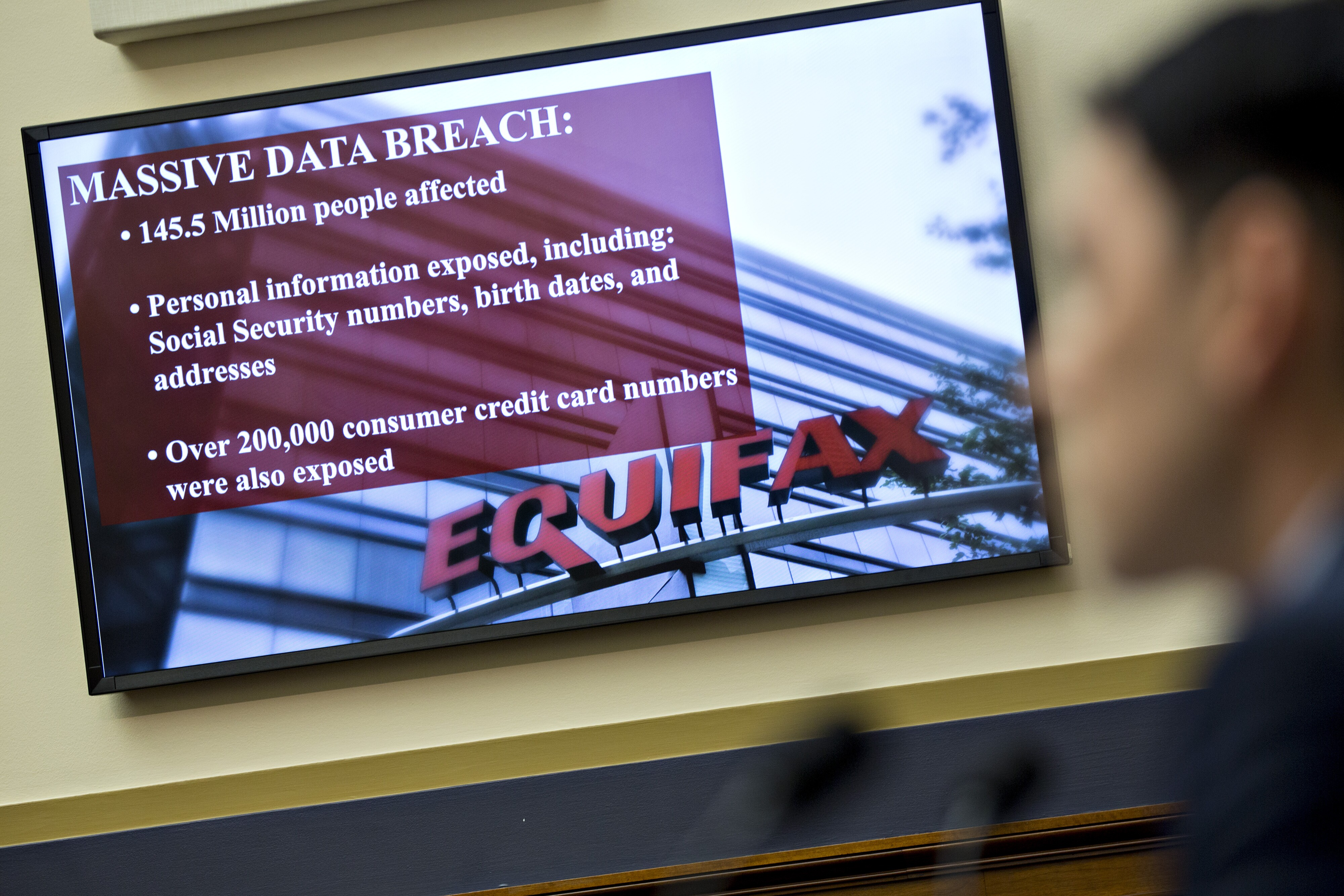 Congressional backlash at equifax data breach spares its business model 021318 equifaxpic reheart Image collections