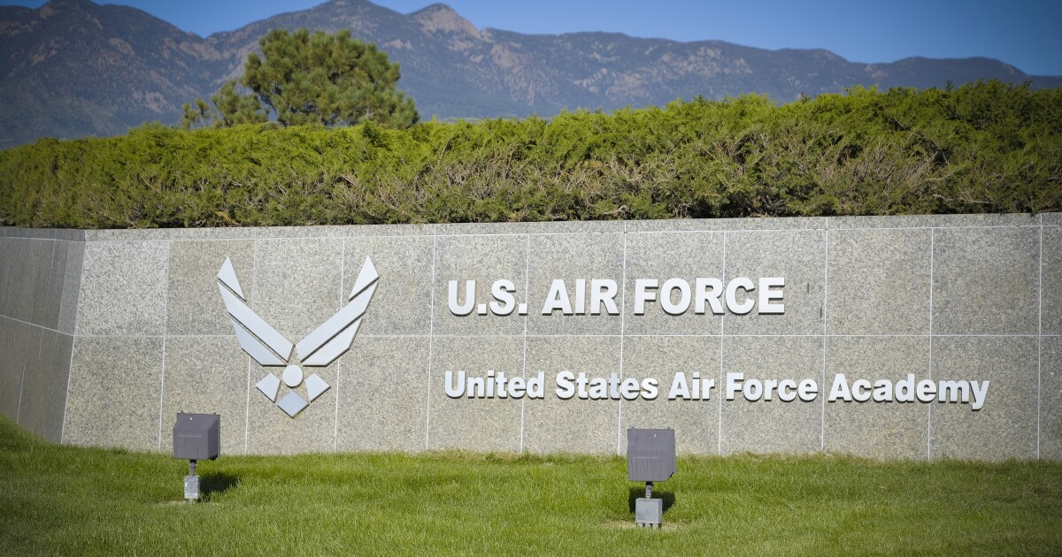 Air Force Academy launches investigation into suspicious final exam results