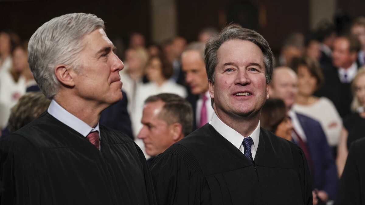 All 2020 hopefuls must release their Supreme Court short lists