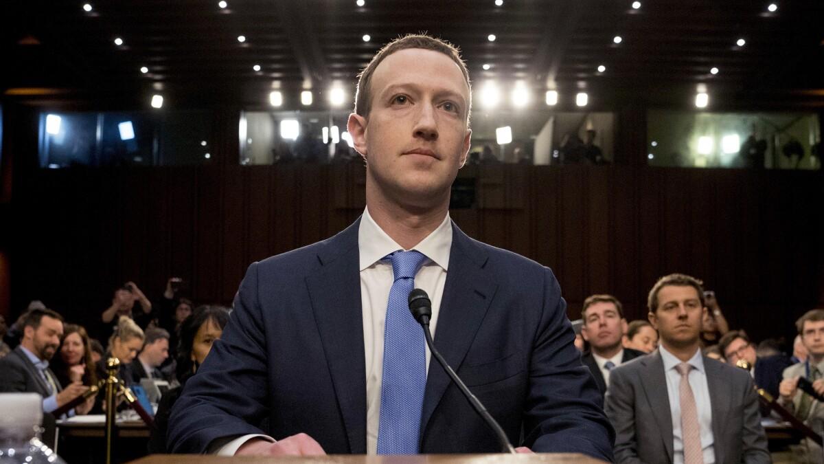 Hey, Mark Zuckerberg! Get off the fence on free speech!