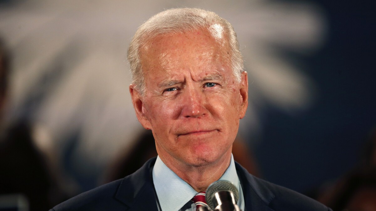 Joe Biden is like Hillary Clinton's 2016 campaign but worse