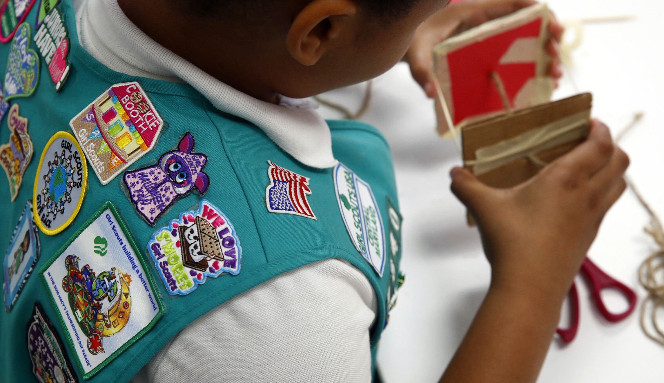 Girl Scouts introduce new badges, but many girls will still