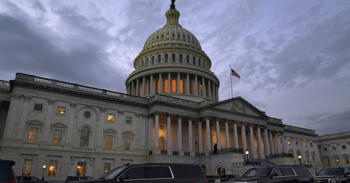 Congress undermines more retirement plans with union pension rules