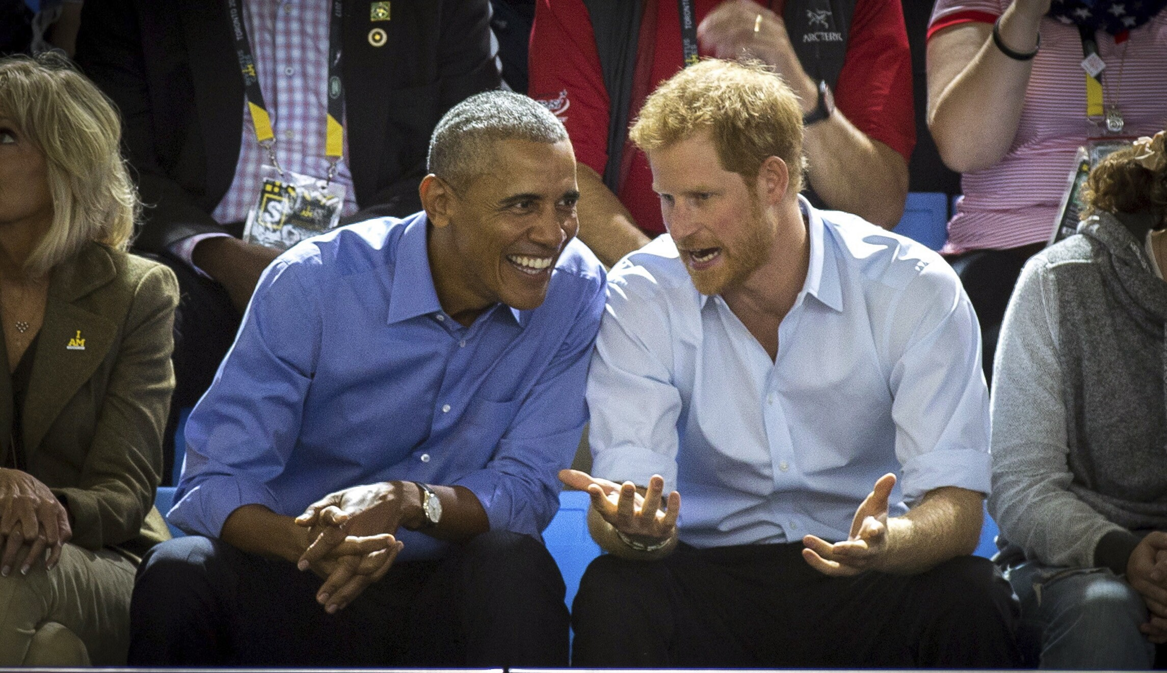 Were The Obamas Invited To The Royal Wedding.Prince Harry Declines To Say If Obama Will Be Invited To The Royal
