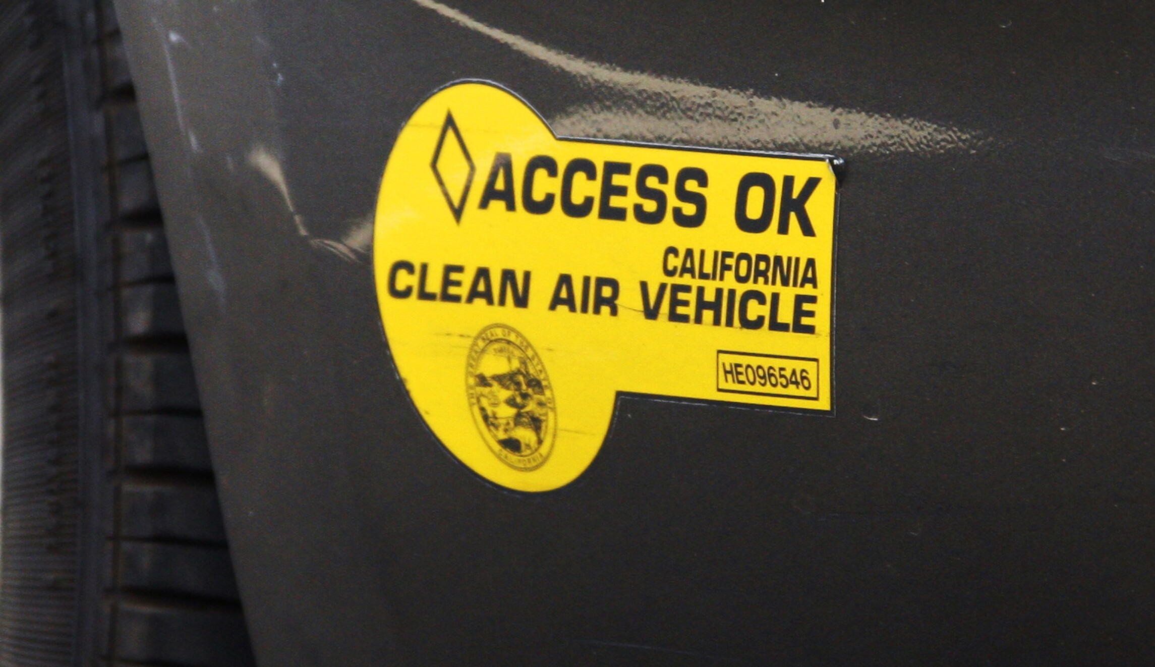 Why does California get a loophole in the Clean Air Act?