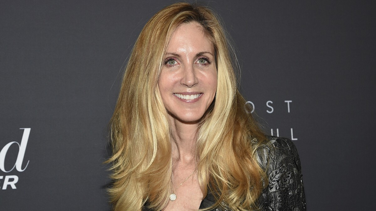 Ann Coulter says Trump 'deserves to lose,' will vote for him anyway