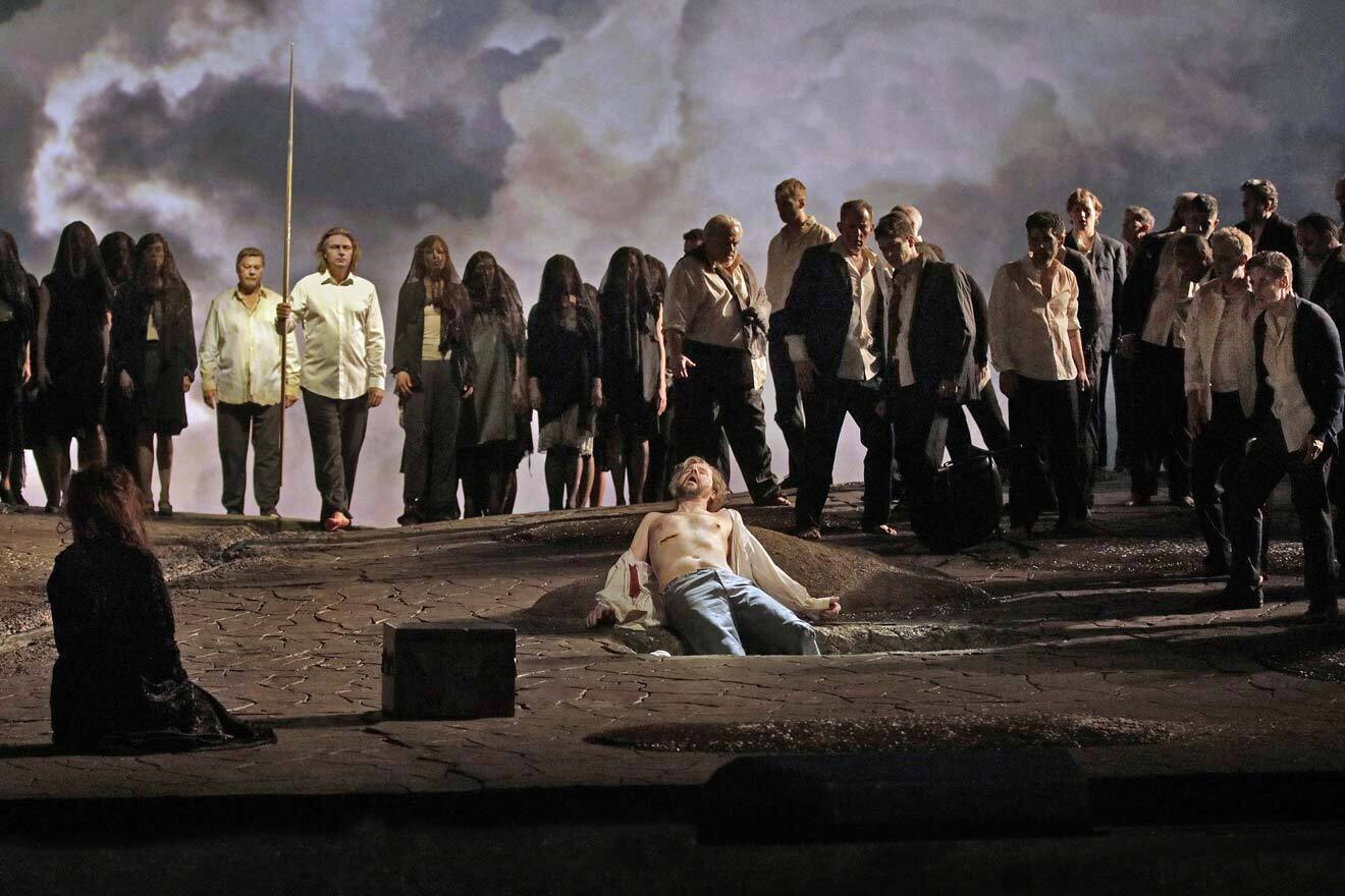 The Mets Parsifal Is A Feast For Ears