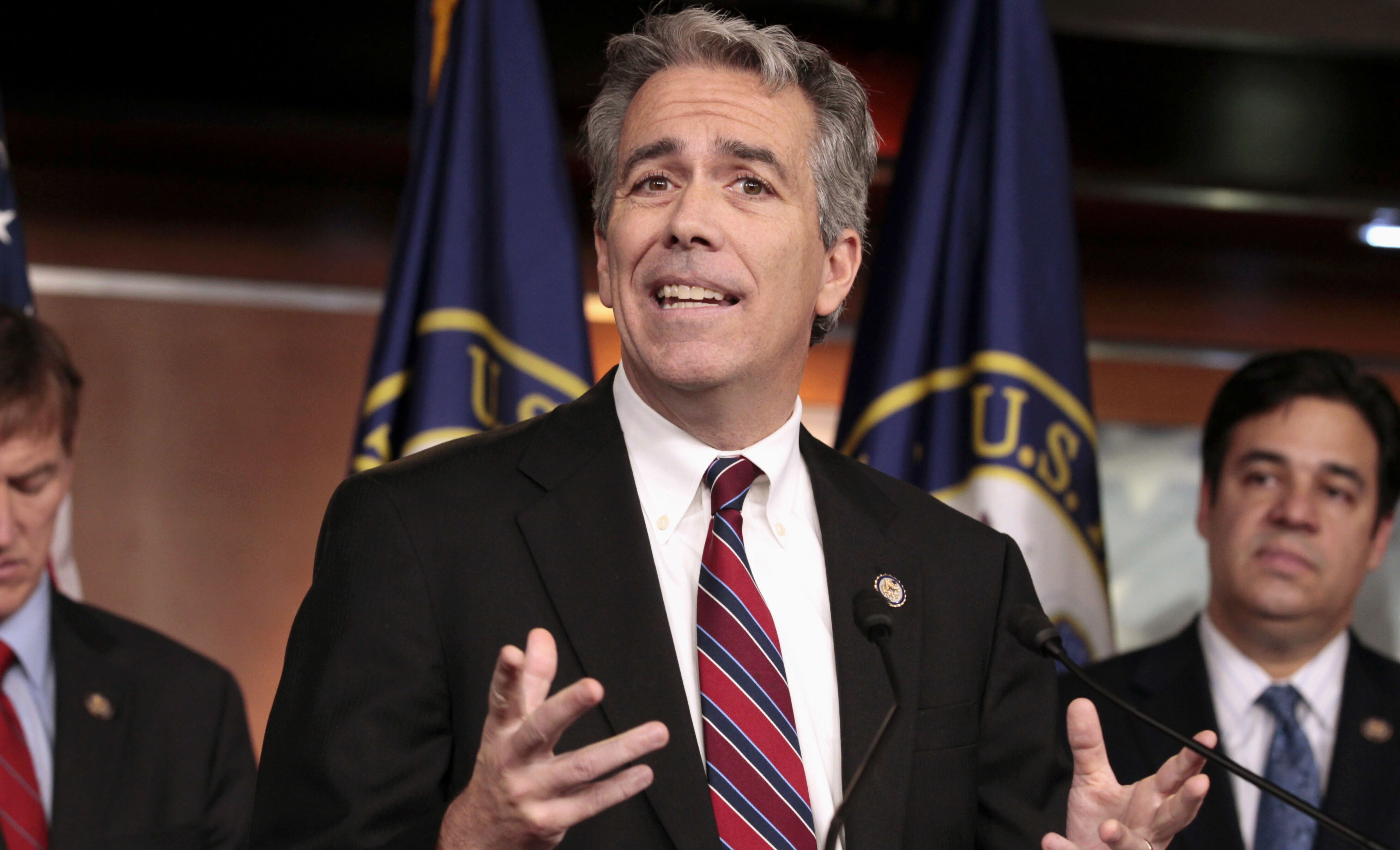 Joe Walsh will challenge Trump for the 2020 Republican presidential nomination