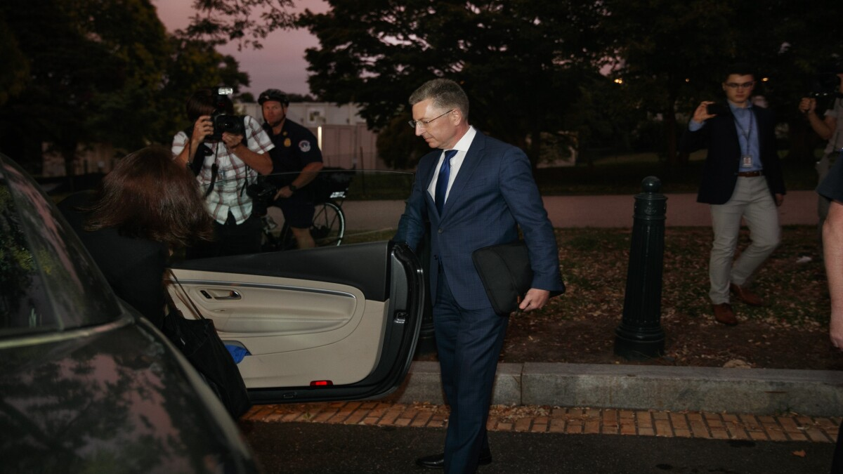 'The future ... will be determined in the next three months': Kurt Volker predicted course of US-Ukraine relationship