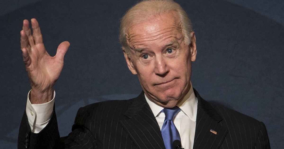 Rush Limbaugh: Joe Biden is front-runner in wide 2020 Democratic field trying to 'out-extreme' each other