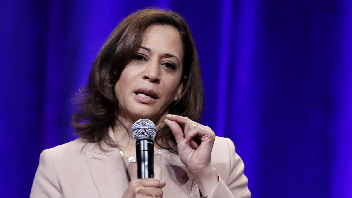 Kamala Harris has a plan to pay for healthcare, but it'll probably lose money