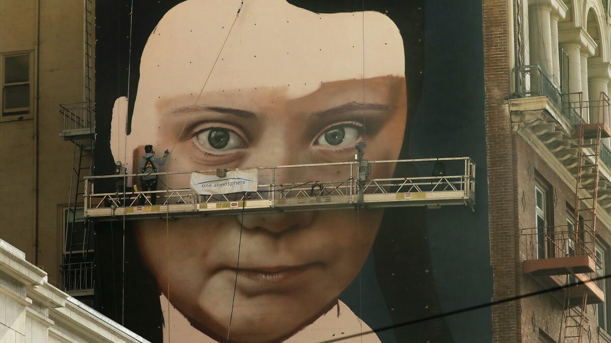 Liberals' Greta Thunberg obsession is reaching creepy new levels
