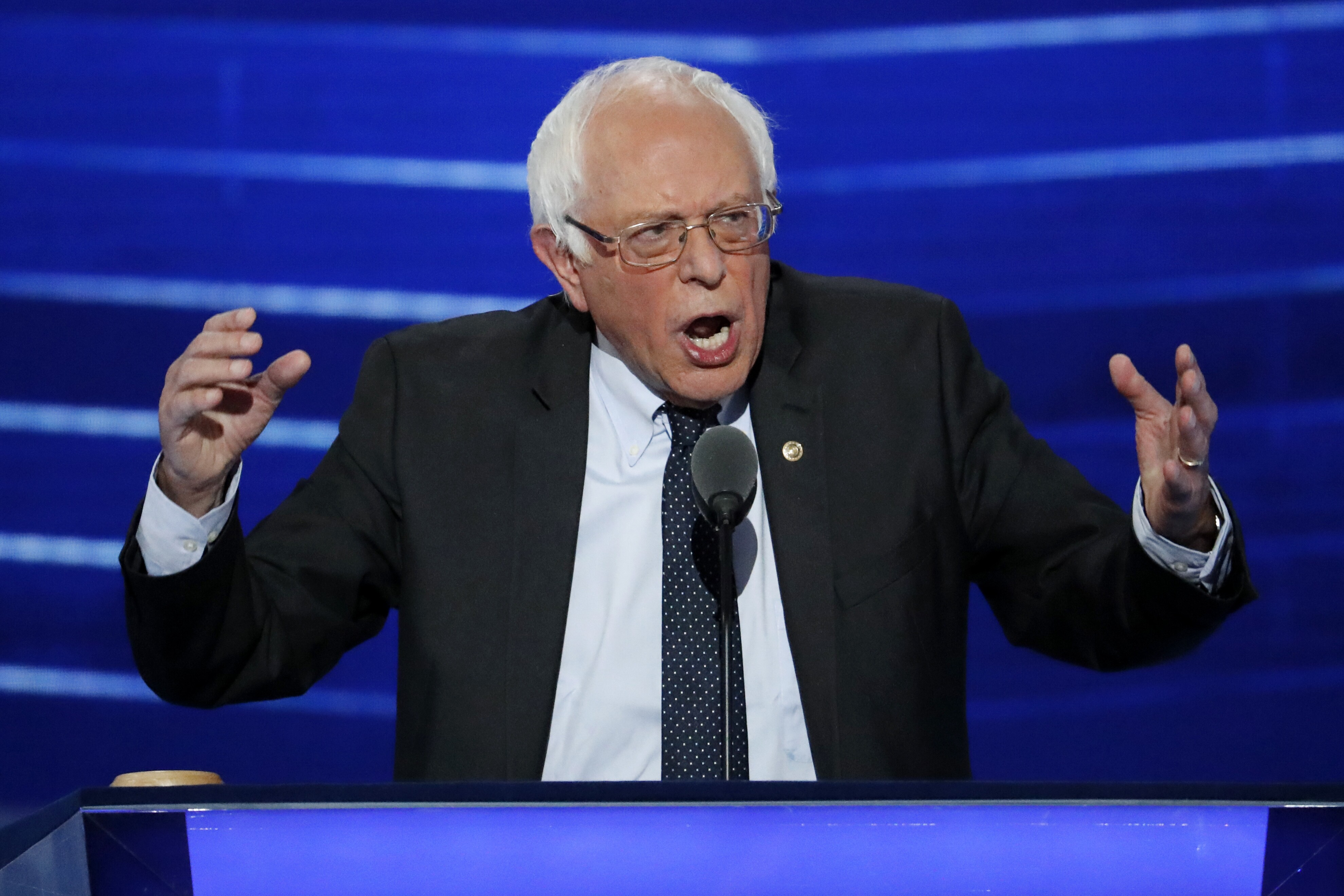 Image result for Bernie Sanders Criticizes Billionaire For Giving Money To Students Instead Of The Needy Federal Government