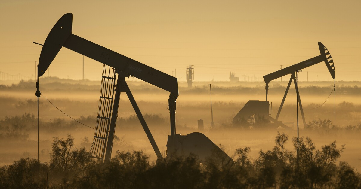 Death of shale 'exaggerated': US oil patch springs to life