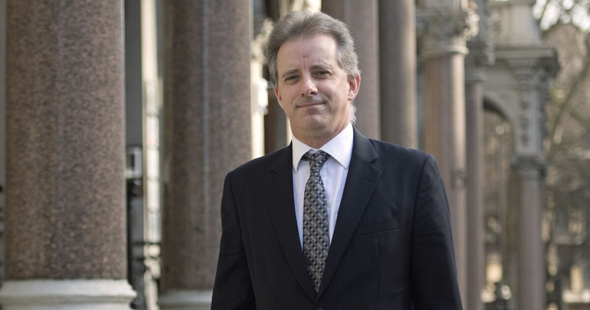 'Trump-Russia dossier was valid': Christopher Steele defends controversial 2016 report