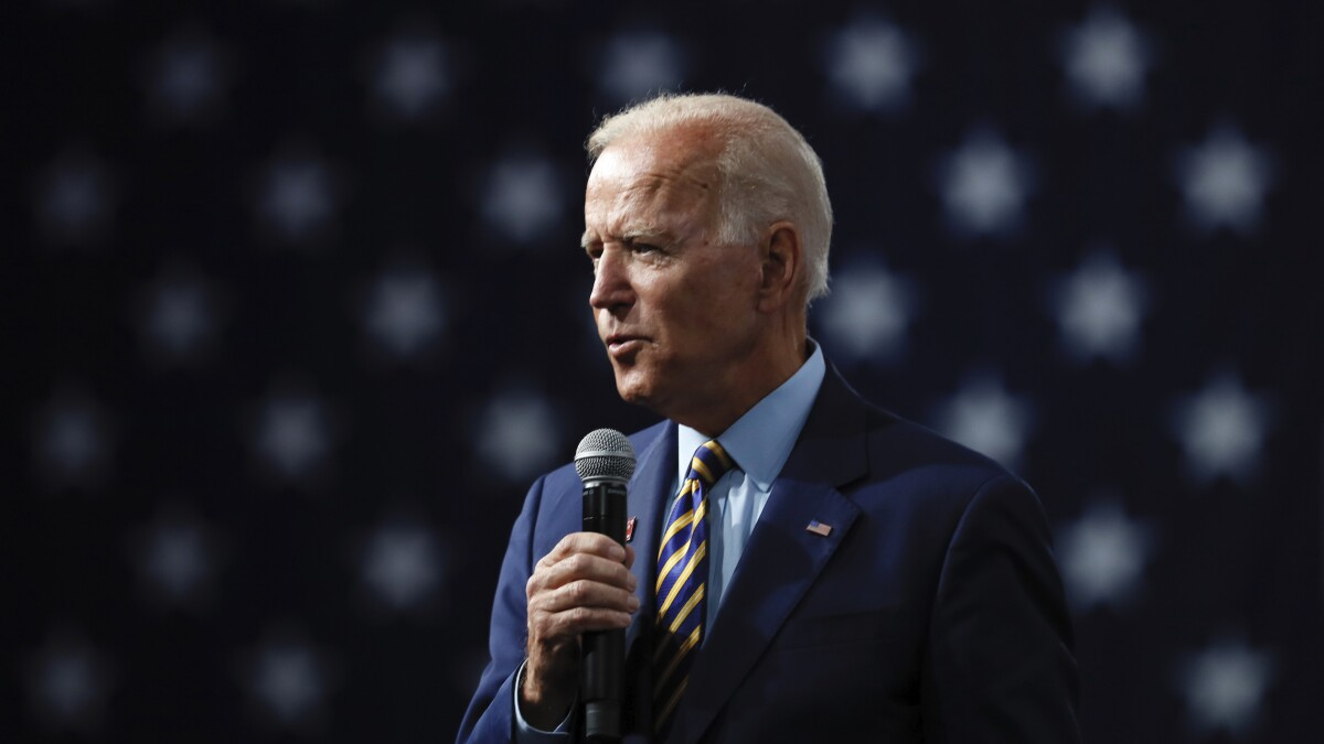 'Everybody who's hit me is out': Biden touts durability against 2020 Democratic rival attacks