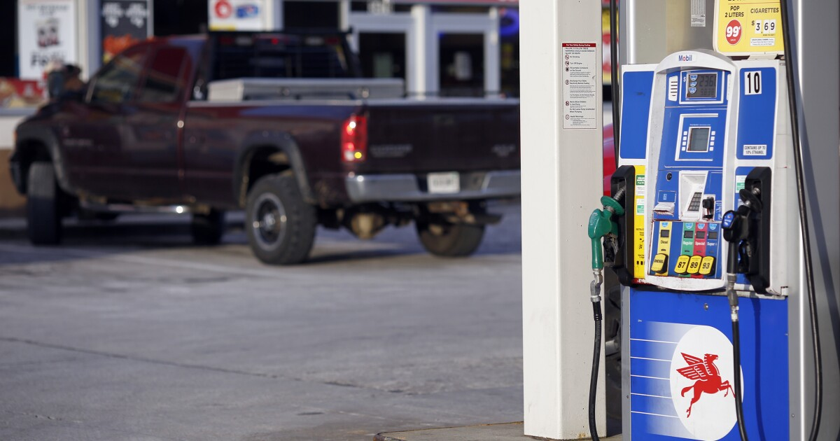 Grover Norquist: How Trump can get new infrastructure without a gas tax hike