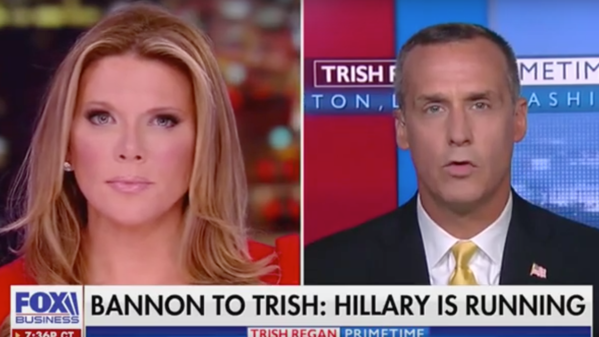 Lewandowski claims Warren and Sanders 'want illegal aliens to come across this border and kill Americans'