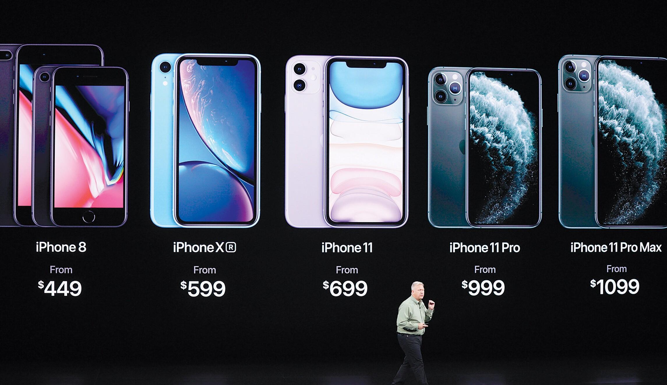 RIP, iPhone as status symbol: 2007 - 2019