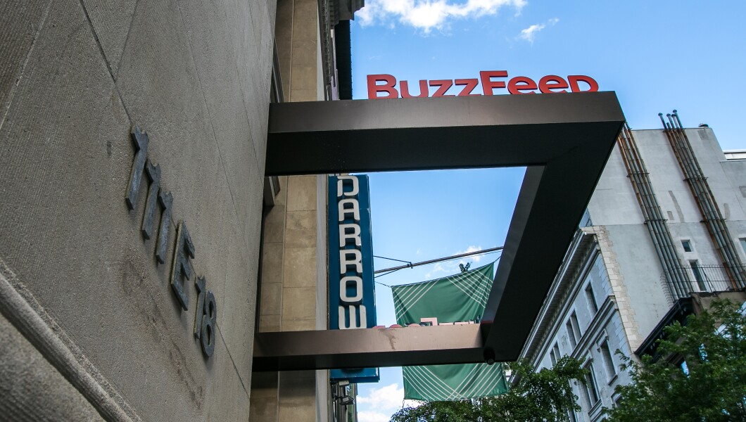 BuzzFeed Headquarters 2016