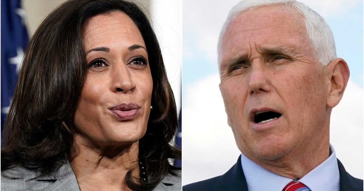 Pence calls Kamala Harris to offer congratulations and assistance