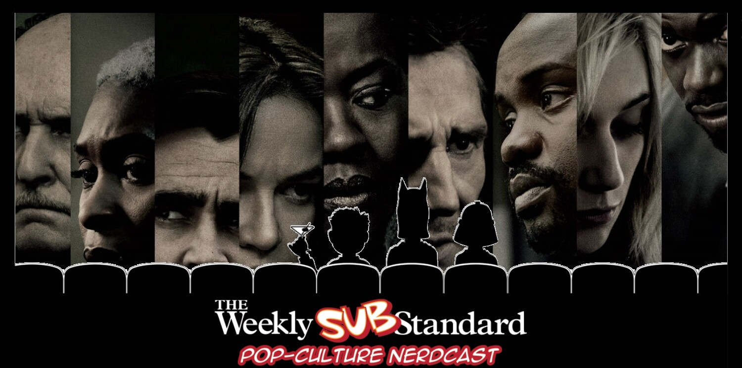 The Substandard on Widows and Meeting the SSEU