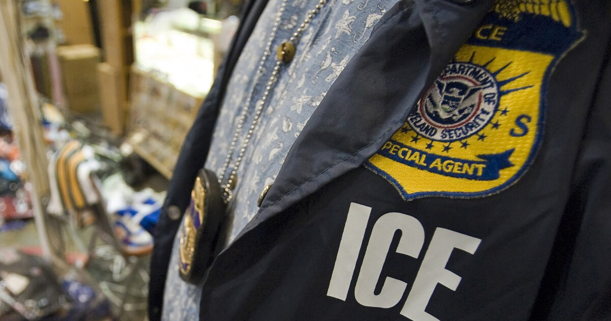 Trump administration taps criminal prosecutor to run ICE