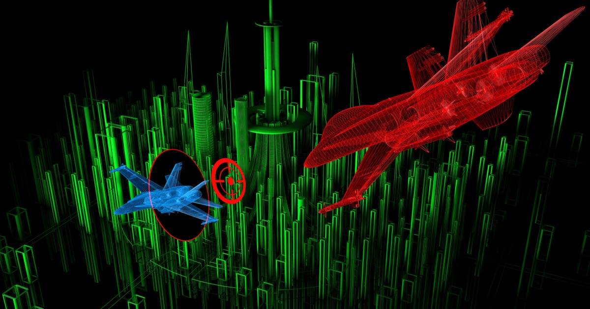 An algorithm for a wingman: The coming robot revolution in future wars