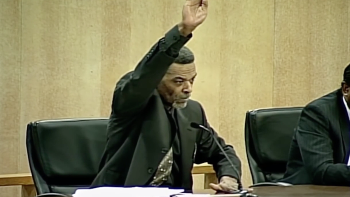 Michigan official compares colleague to Hitler, gives Nazi salute
