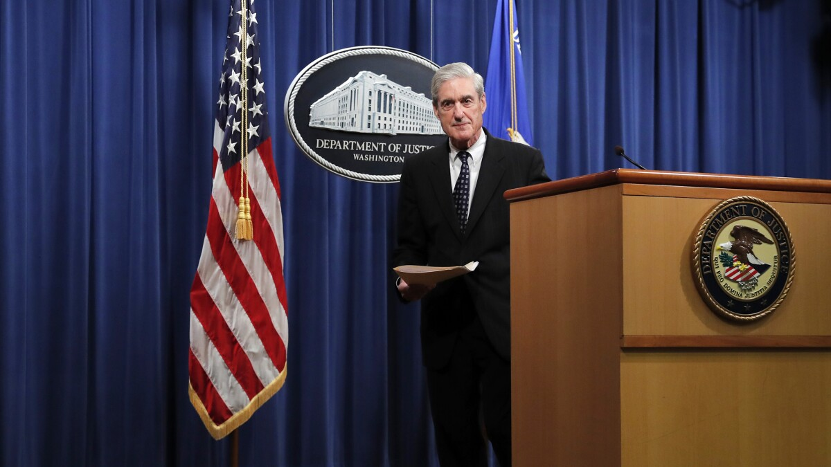 Secret Mueller FBI notes feature cast of characters from Trump inner circle