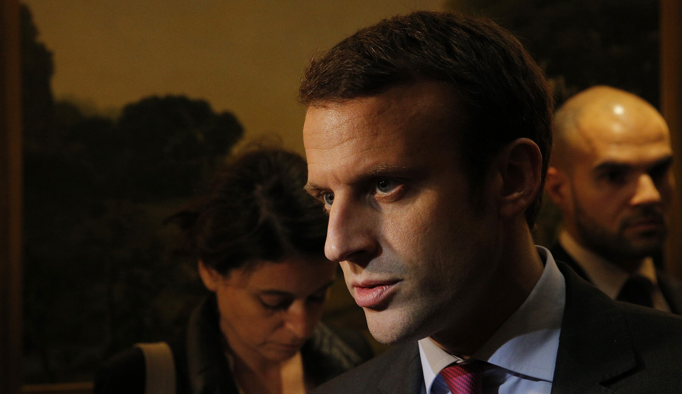 Is French President Emmanuel Macron Gearing Up Against Iran
