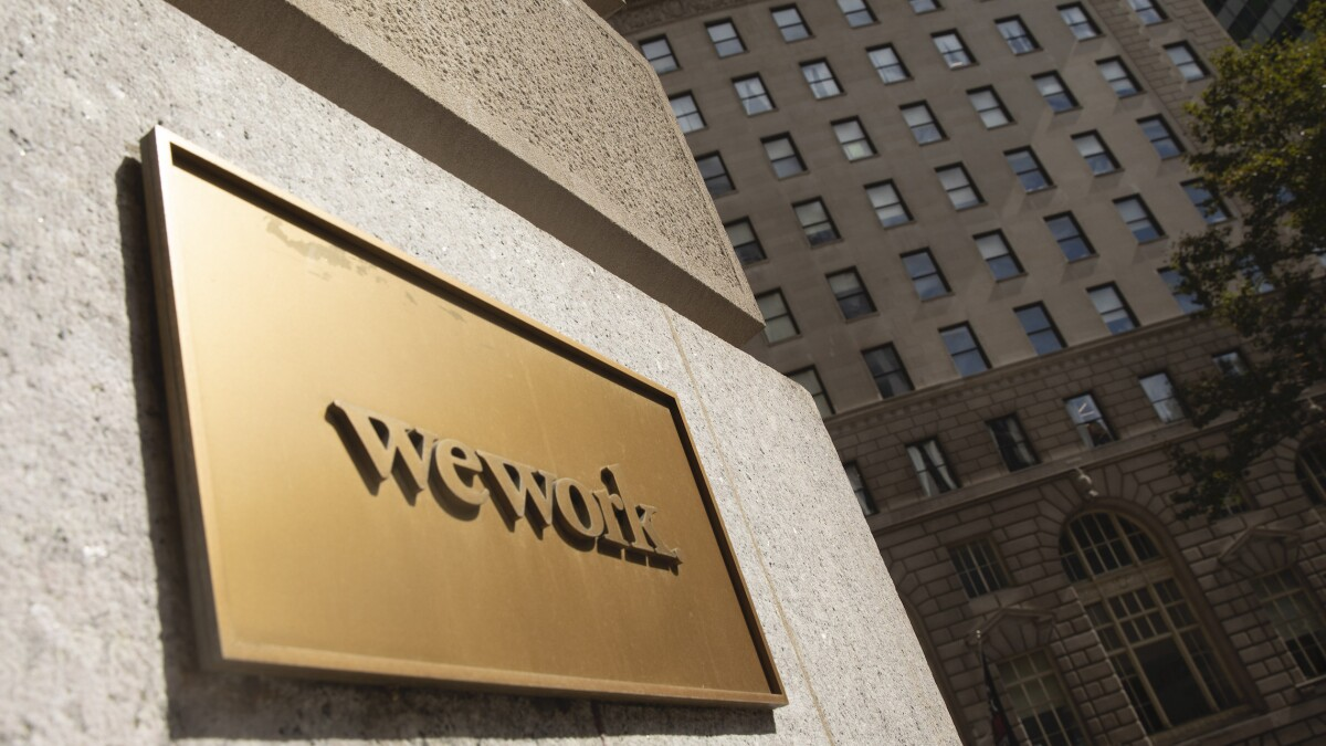 Why on Earth is SoftBank investing in WeWork?