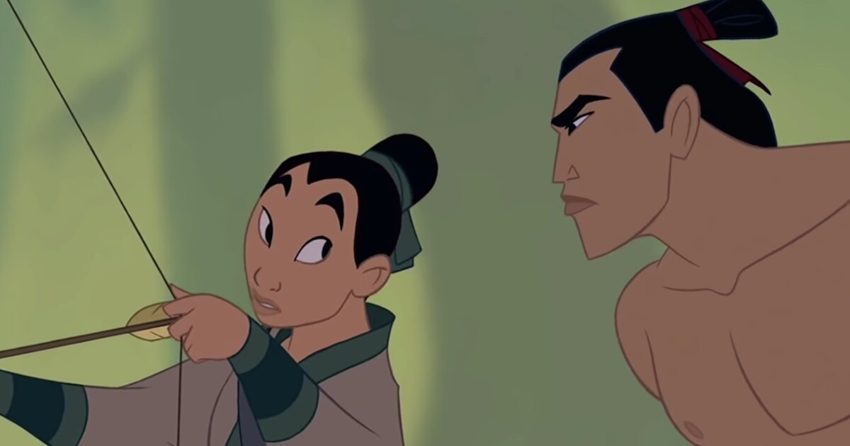 No, Disney, <i>Mulan</i> doesn't have a #MeToo problem