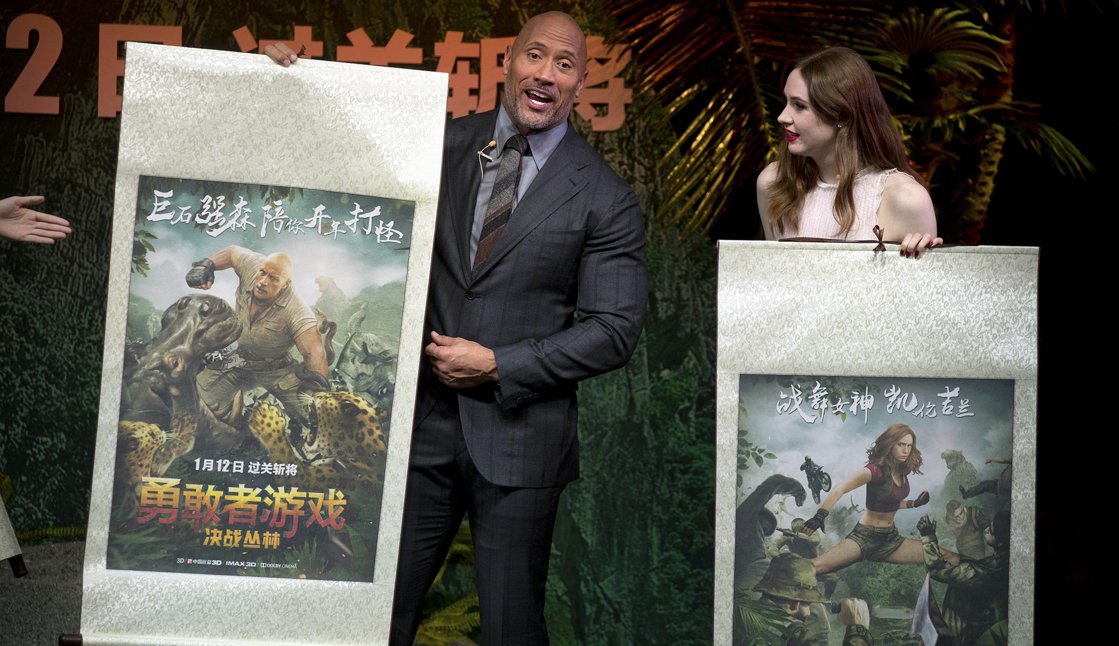washingtonexaminer.com - Beware China's role as Hollywood's censor